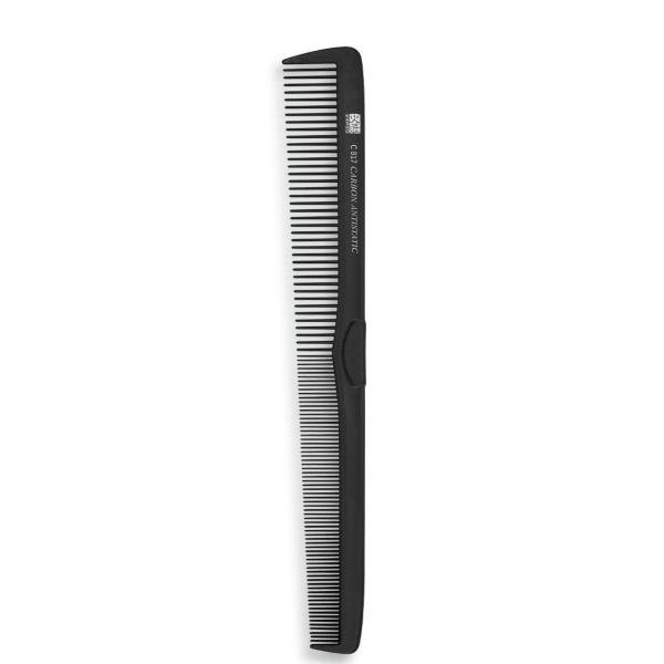 Гребінець KASHO Carbon C817 Barber comb